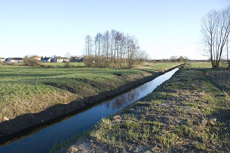 File:Rzeczka Zielona w okolicy Wągrodna - panoramio (1).jpg
