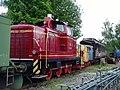 Süddeutsches Eisenbahnmuseum Heilbronn - Schnellzugloktreffen 063 - Flickr - KlausNahr.jpg