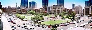 Church Square, Pretoria - Image: SA Church Square