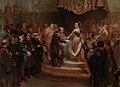 SA 4974-Anno 1477. Maria van Bourgondië verleent het groot Privilege.jpg
