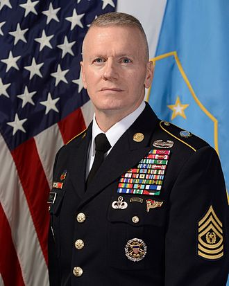 Senior Enlisted Advisor to the Chairman - Image: SEACTROXELL