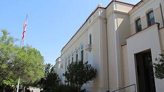 Clovis High School (Clovis, California) - San Joaquin College of Law, housed in the restored old Clovis High Building.