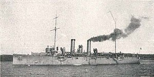Battle of Antivari - SMS Zenta