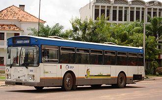 Bissau - Image: STCP 1