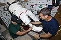 STS-125 MS1 Good Prepares for EVA4 (27564267803).jpg