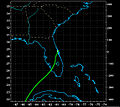 STS-135 Mid-range ground track Orbit 200.jpg