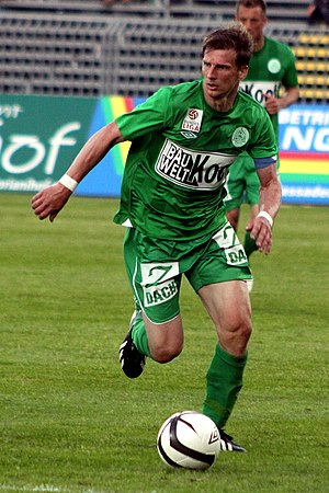 Michael Mörz - Image: SV Mattersburg vs. SK Rapid Wien 2013018 (82)