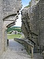 SW Gatehouse, Corfe Castle - geograph.org.uk - 1411484.jpg