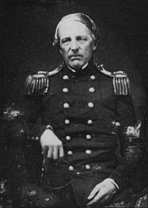 Samuel Cooper (general) - Cooper in the U.S. Army