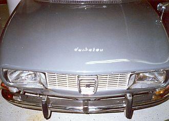 "Saab 99 - Project Gudmund with ""daihatsu"" label"