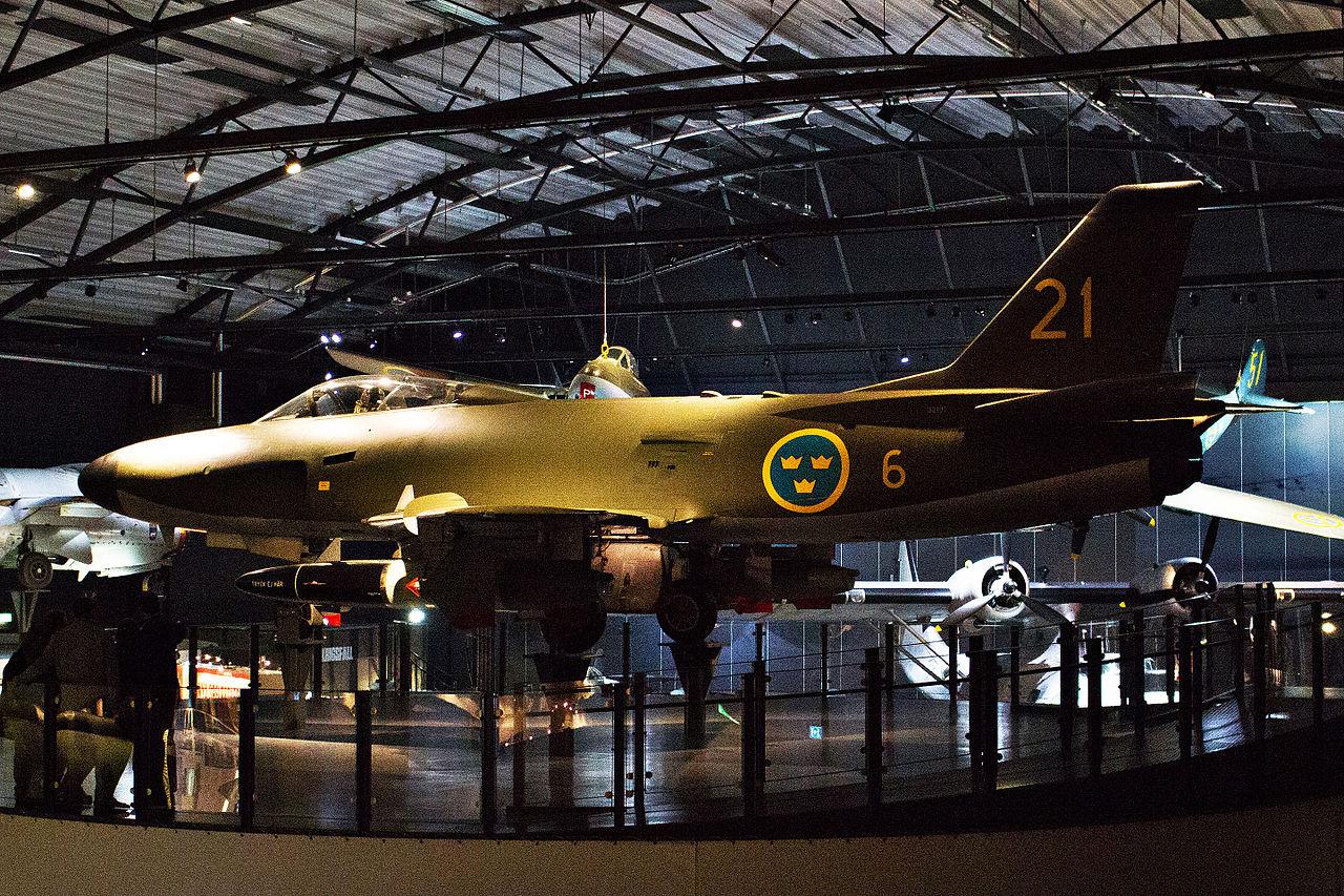 File:Saab Lansen Flygvapenmuseum.jpg - Wikimedia Commons