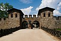 Saalburg, porta praetoria (9352503823).jpg