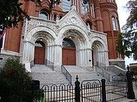 Sacred Heart Cultural Center front gates.jpg