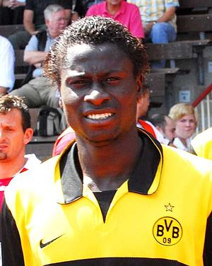 Picture of Antonio  Rüdiger Half-Brother, called Sahr Senesie