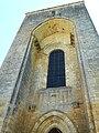 Saint-Amand-de-Coly église clocher.JPG