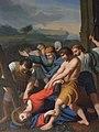 Saint-Brice-en-Coglès (35) Église Chemin de Croix 09.jpg