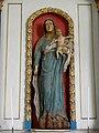 Saint-Léger-des-Prés (35) Église Retable de la Vierge 03.JPG