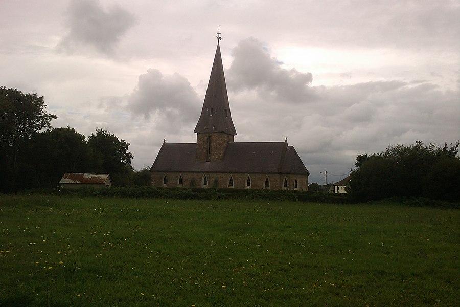 Photo de l'église de fr:Saint-Symphorien-le-Valois