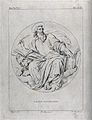 Saint Mark. Etching by A. Mannelli after P. Guglielmi after Wellcome V0032603.jpg