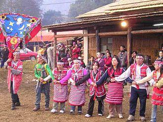 Saisiyat people - Image: Saisiat pastaai