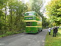 Salford Corporation bus 112 (TRJ 112), 2011 Trans Lancs rally.jpg