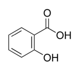 Salicylic acid chemical structure.png