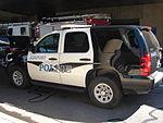 Salt Lake City International Airport Police vehicle, Utah.JPG