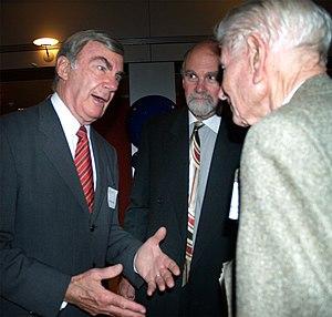 Sam Donaldson - Donaldson in 2007