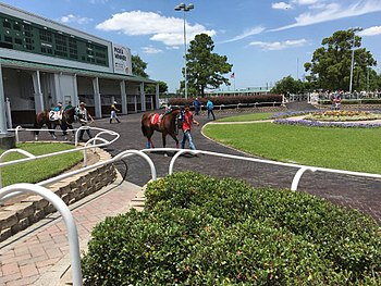 Sam Houston Race Track