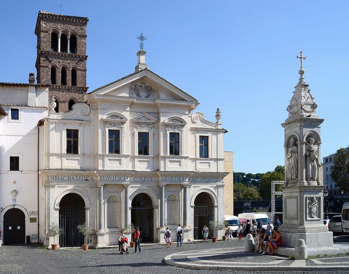 San bartolomeo all 39 isola wikipedia for Mobilia san salvatore