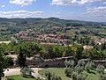 San Gimignano - the modern city from Rocca di Montestaffoli - panoramio.jpg