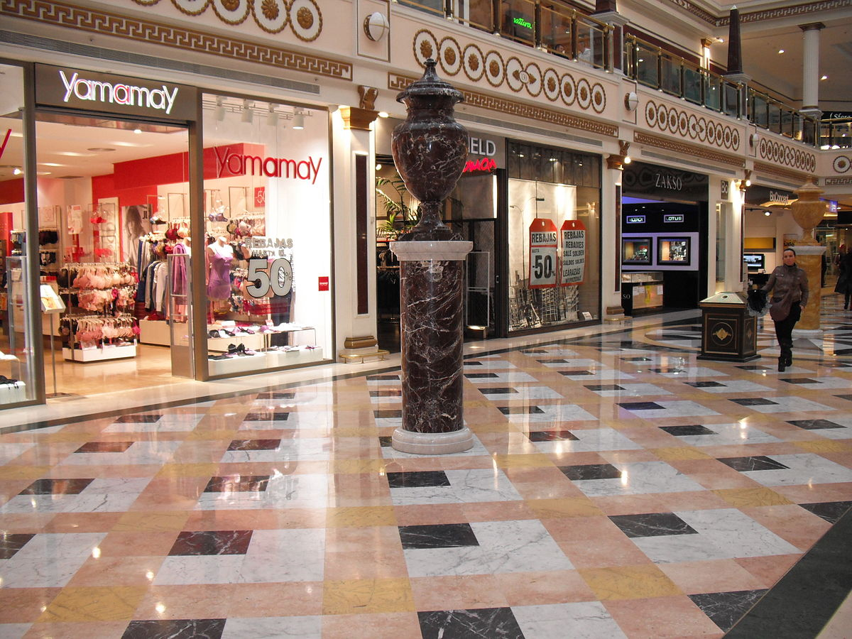 Plaza norte 2 wikipedia la enciclopedia libre - Peluqueria plaza norte 2 ...