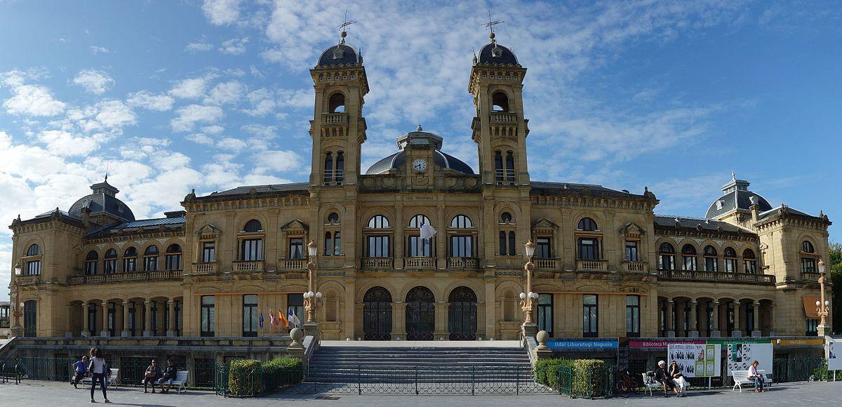 Ayuntamiento de San Sebastián - Wikipedia, la enciclopedia libre