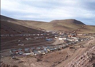 San Vicente Canton, Bolivia - San Vicente.