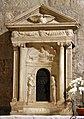 San pietro a ripoli, interno, ciborio del xv secolo.jpg