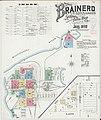 Sanborn Fire Insurance Map from Brainerd, Crow Wing County, Minnesota. LOC sanborn04263 004-1.jpg