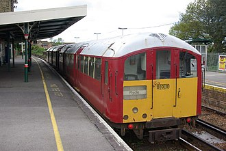 Island Line (brand) - Image: Sandown Station geograph.org.uk 786087