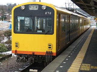 Sangi Railway Hokusei Line