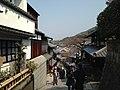 Sanneizaka (Sannenzaka) near Kiyomizudera Temple 5.JPG