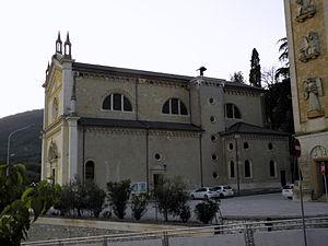 Nanto, Veneto - Image: Santa Maria Annunziata (2) (Nanto, Italy)