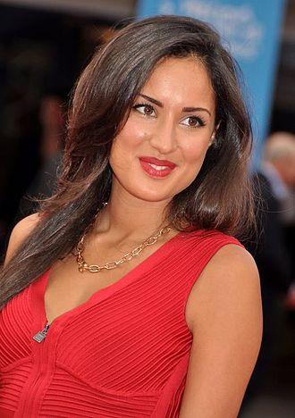 Sarah Kazemy - Sarah Kazemy in 2011