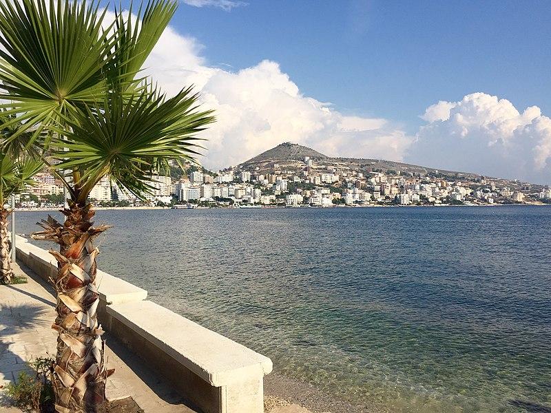verão na Albânia
