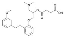 Sarpogrelate-strukture.png