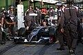 Sauber C33 in pit.jpg