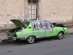 boot sale: windshield wipers in Apan, Hidalgo