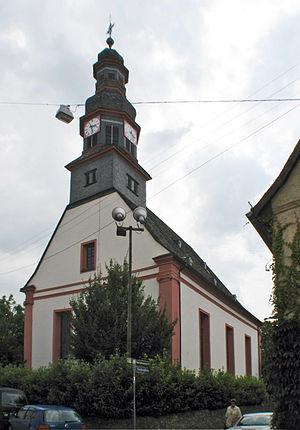Schierstein - Christophoruskirche