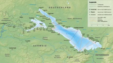 lac de constance - Image
