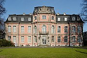 Schloss Jaegerhof in Duesseldorf-Pempelfort, von Westen.jpg