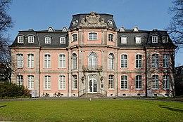Schloss Jägerhof (Quelle: Wikimedia)