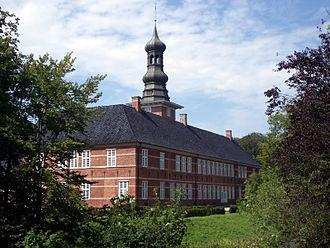 Fanny zu Reventlow - The family Schloss at Husum